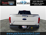 2018 F-150 Crew Cab 4x4 Pickup #18T1248 - photo 15
