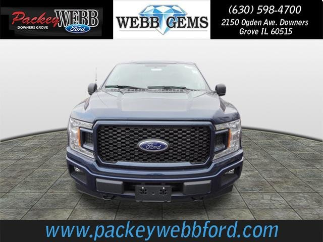 2018 F-150 Crew Cab 4x4 Pickup #18T1256 - photo 3