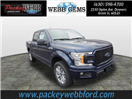 2018 F-150 Crew Cab 4x4 Pickup #18T1256 - photo 4