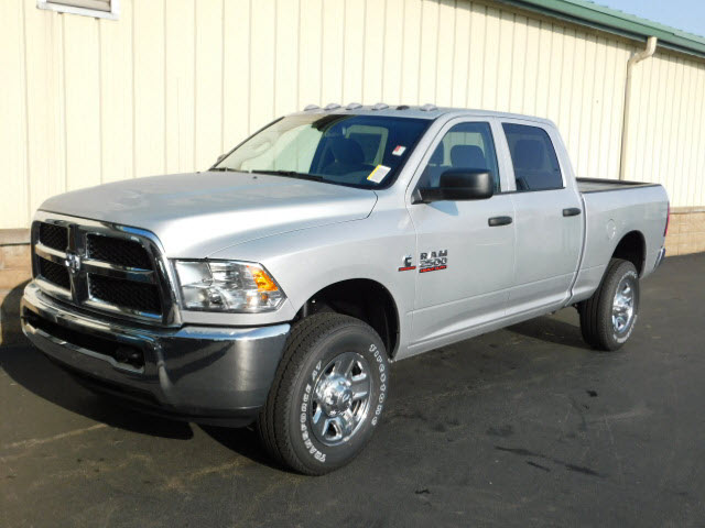 2018 Ram 2500 Crew Cab 4x4 Pickup #18105 - photo 1