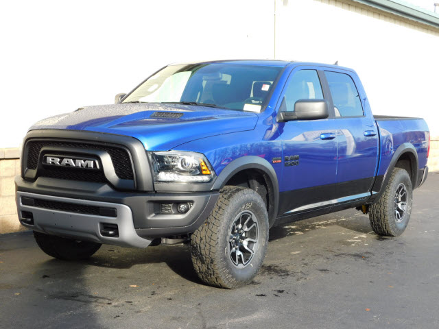 2018 Ram 1500 Crew Cab 4x4 Pickup #18218 - photo 1
