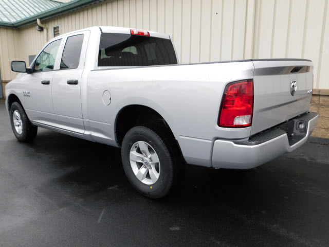 2018 Ram 1500 Quad Cab 4x4, Pickup #18243 - photo 2