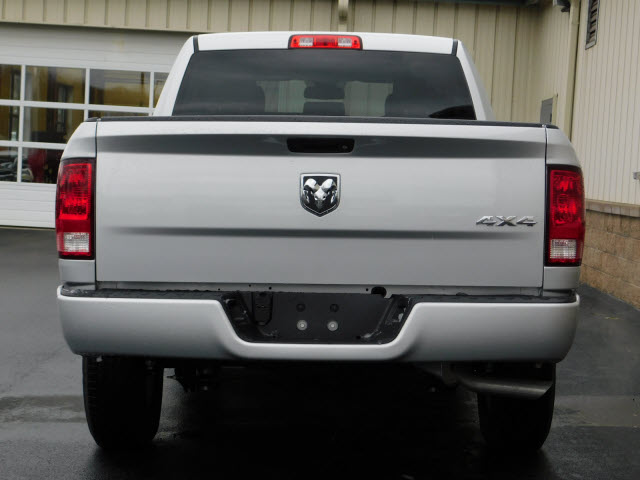 2018 Ram 1500 Quad Cab 4x4, Pickup #18243 - photo 5