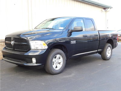 2018 Ram 1500 Quad Cab 4x4, Pickup #18253 - photo 1