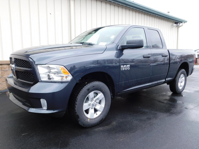 2018 Ram 1500 Quad Cab 4x4 Pickup #18256 - photo 1