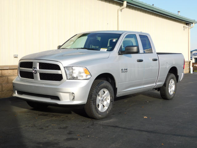 2018 Ram 1500 Quad Cab 4x4, Pickup #18259 - photo 1