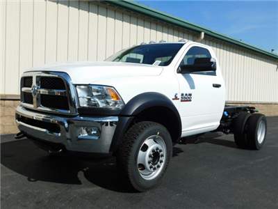2018 Ram 5500 Regular Cab DRW 4x4,  Cab Chassis #18770 - photo 1