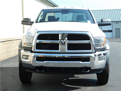 2018 Ram 5500 Regular Cab DRW 4x4,  Cab Chassis #18770 - photo 3