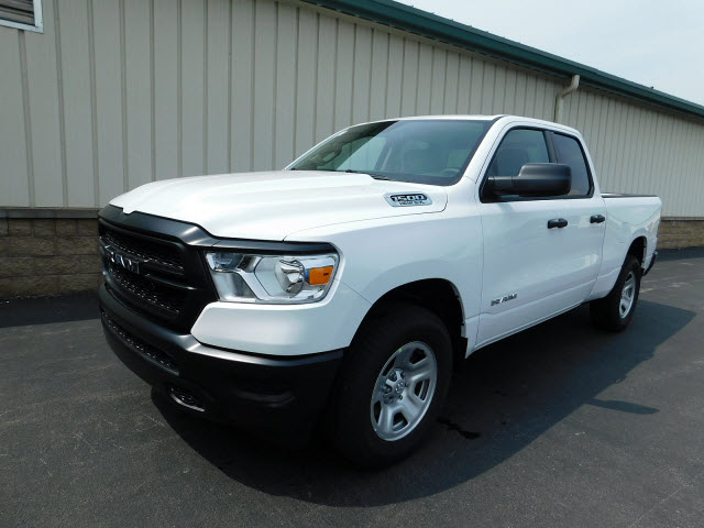 2019 Ram 1500 Quad Cab 4x4,  Pickup #18883 - photo 1