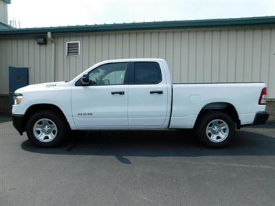 2019 Ram 1500 Quad Cab 4x4,  Pickup #18883 - photo 4