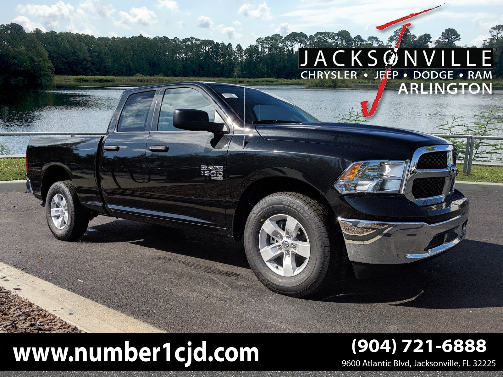 2019 Ram 1500 Quad Cab 4x2,  Pickup #IT-R19354 - photo 1