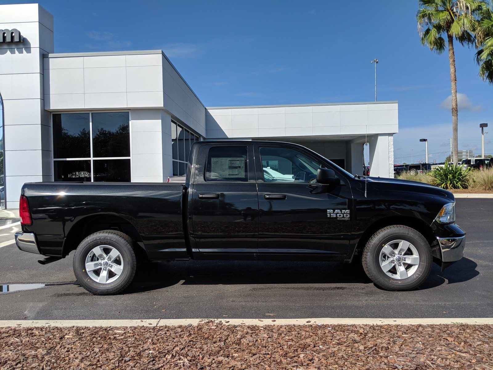 2019 Ram 1500 Quad Cab 4x2,  Pickup #IT-R19354 - photo 3