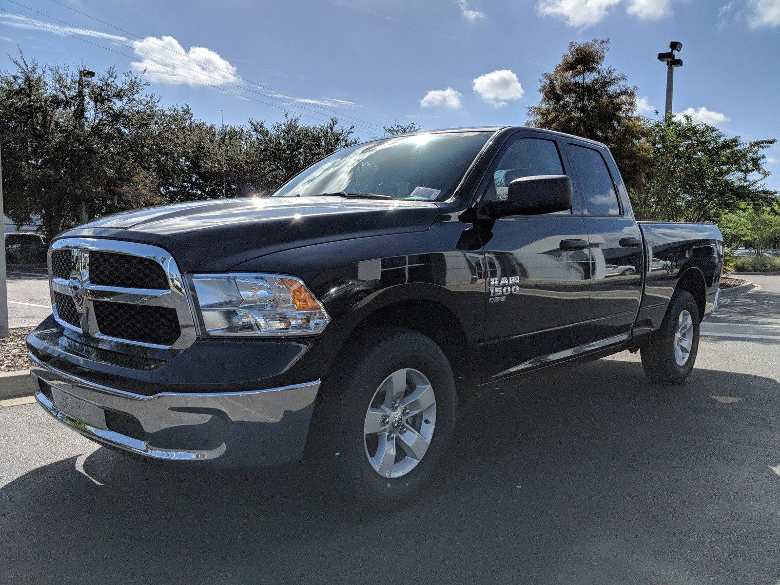2019 Ram 1500 Quad Cab 4x2,  Pickup #IT-R19354 - photo 4