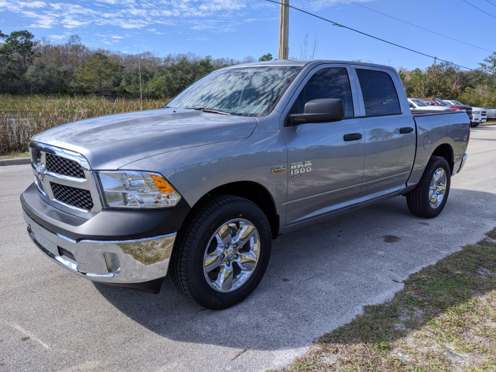 2019 Ram 1500 Crew Cab 4x2, Pickup #R19893 - photo 1