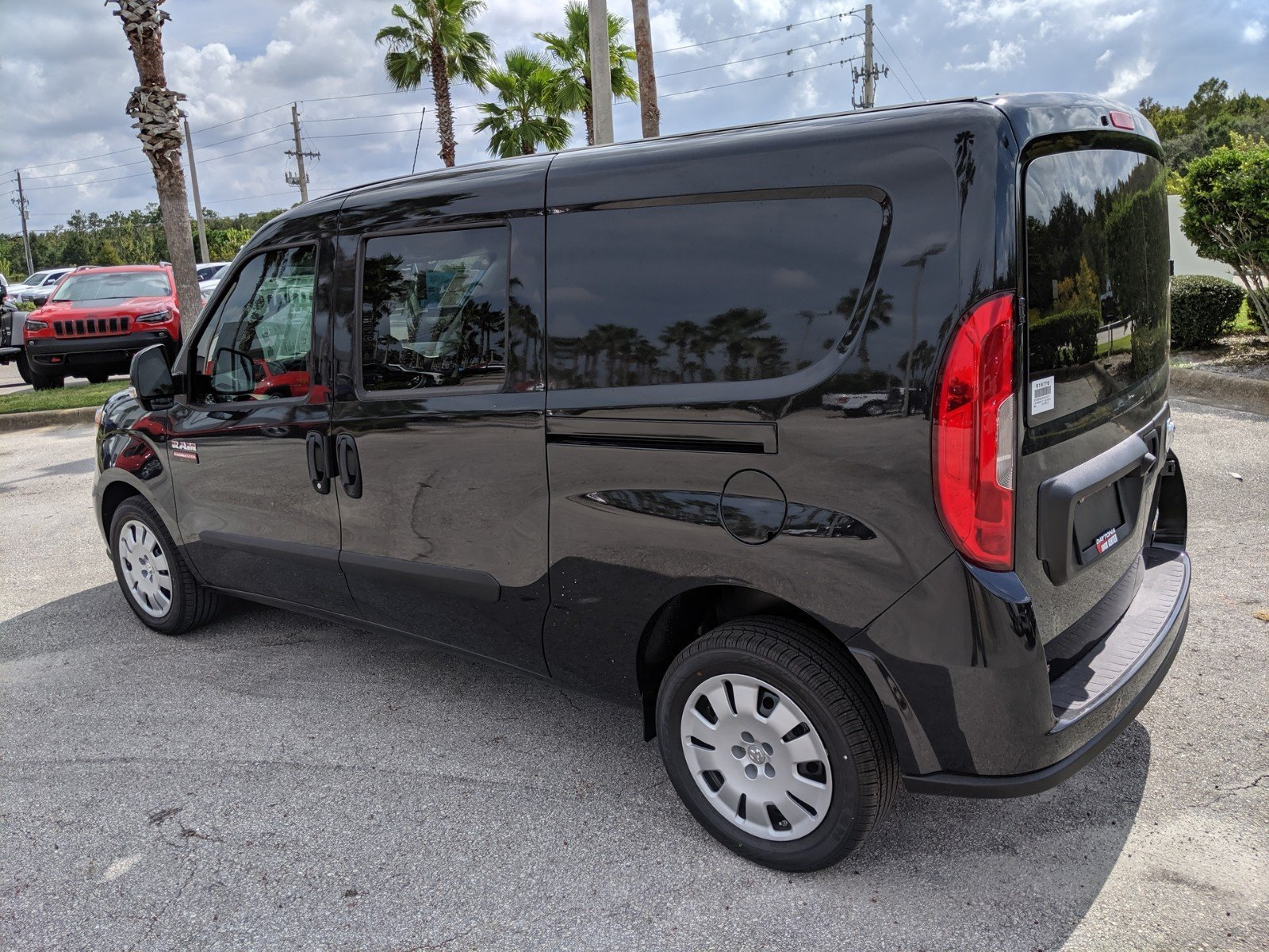2019 Ram ProMaster City FWD, Empty Cargo Van #R19912 - photo 1