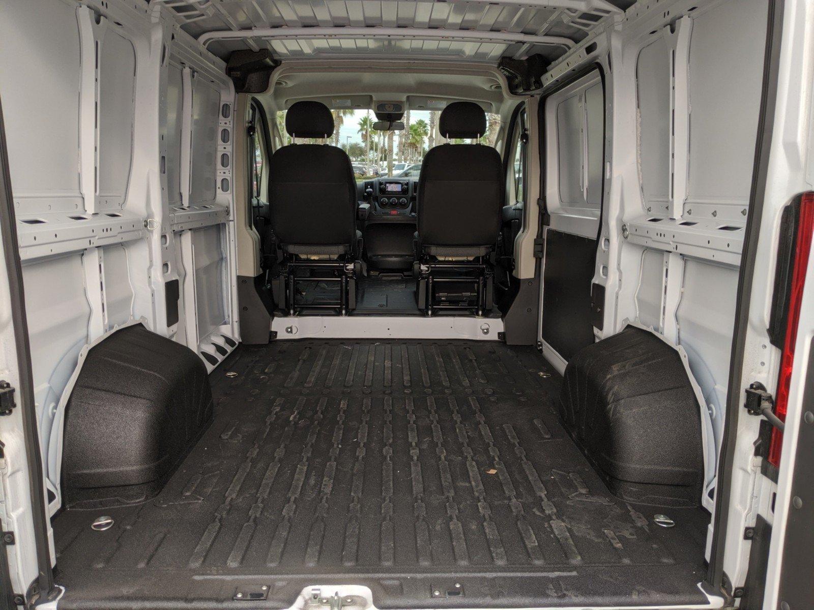 2020 ProMaster 1500 Standard Roof FWD, Empty Cargo Van #R20102 - photo 1