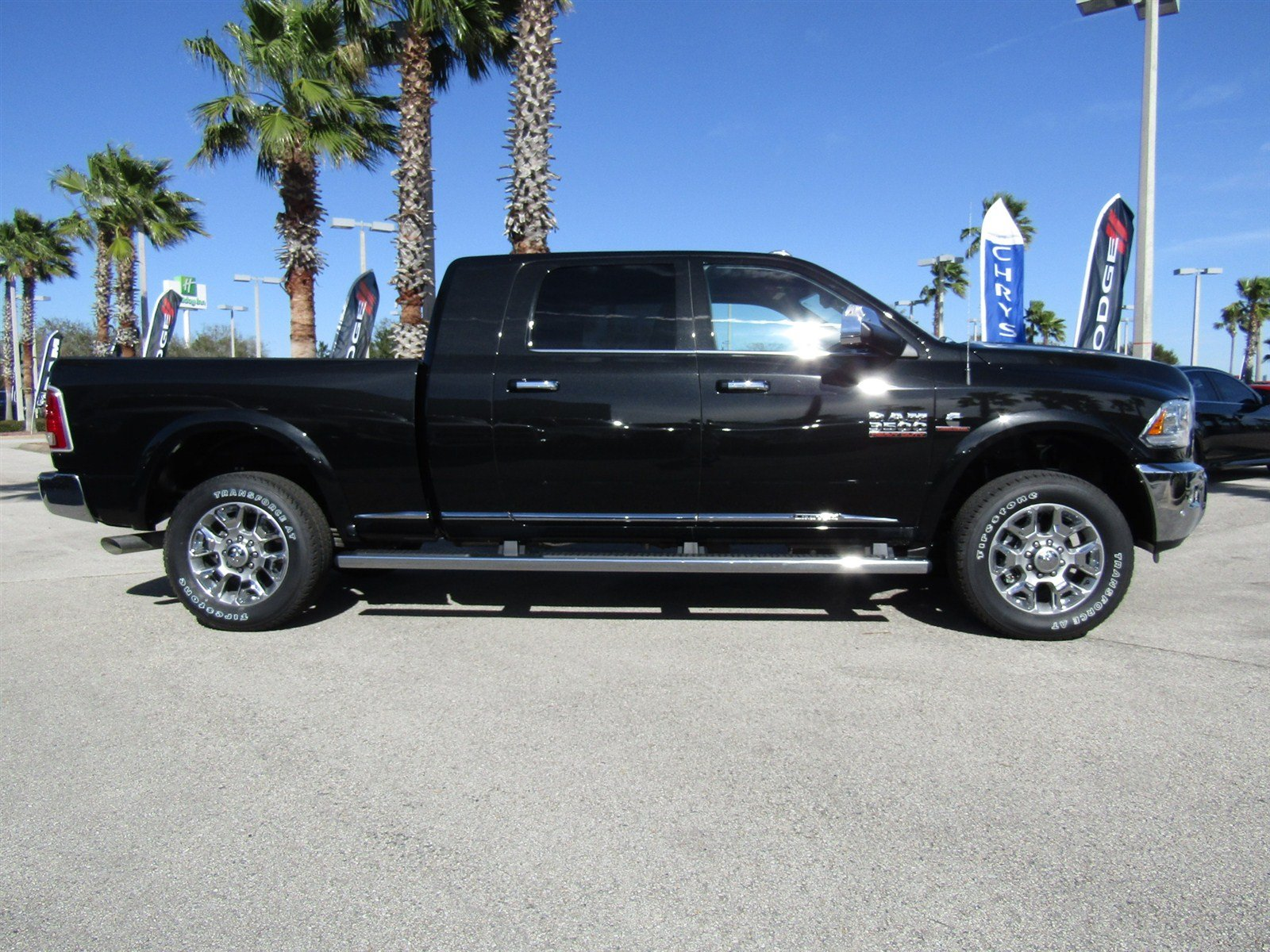 2017 Ram 3500 Mega Cab 4x4,  Pickup #R17336 - photo 5