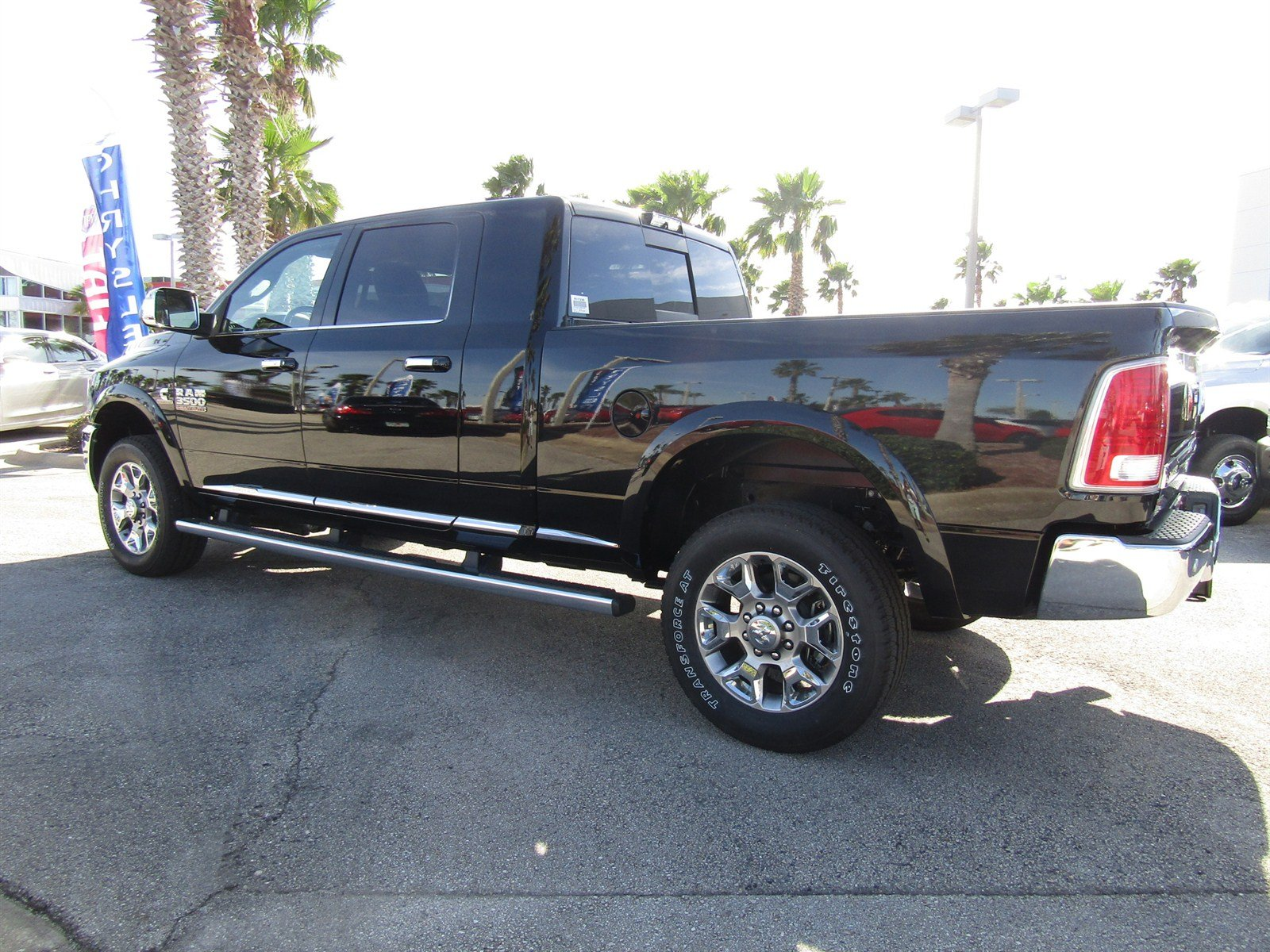2017 Ram 3500 Mega Cab 4x4,  Pickup #R17336 - photo 2