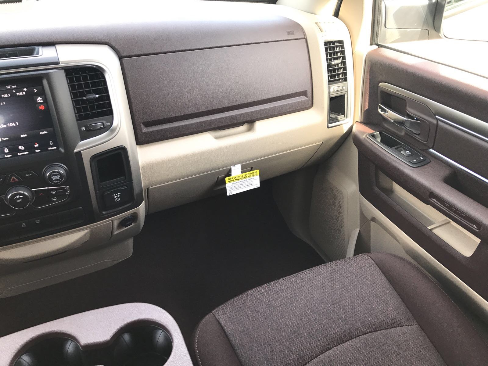 2018 Ram 1500 Quad Cab 4x4,  Pickup #R18076 - photo 15
