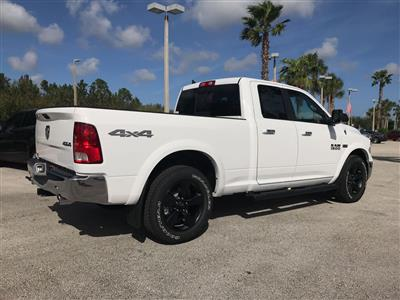 2018 Ram 1500 Quad Cab 4x4,  Pickup #R18076 - photo 4