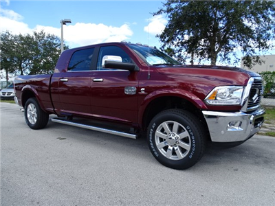 2018 Ram 2500 Mega Cab 4x4,  Pickup #R18079 - photo 4
