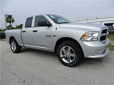 2018 Ram 1500 Quad Cab,  Pickup #R18175 - photo 3
