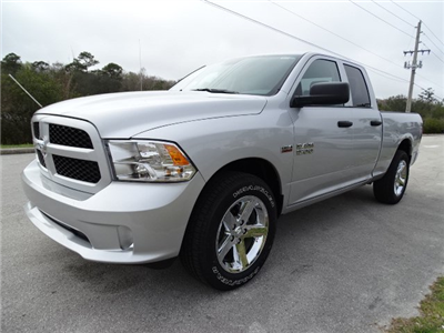 2018 Ram 1500 Quad Cab,  Pickup #R18175 - photo 1