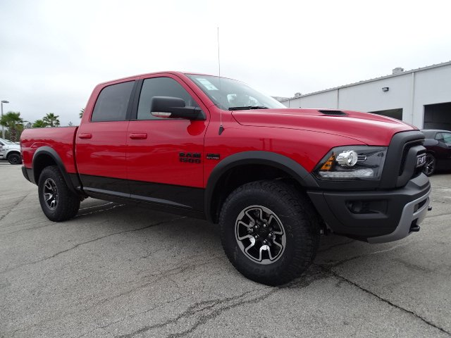 2018 Ram 1500 Crew Cab,  Pickup #R18183 - photo 4