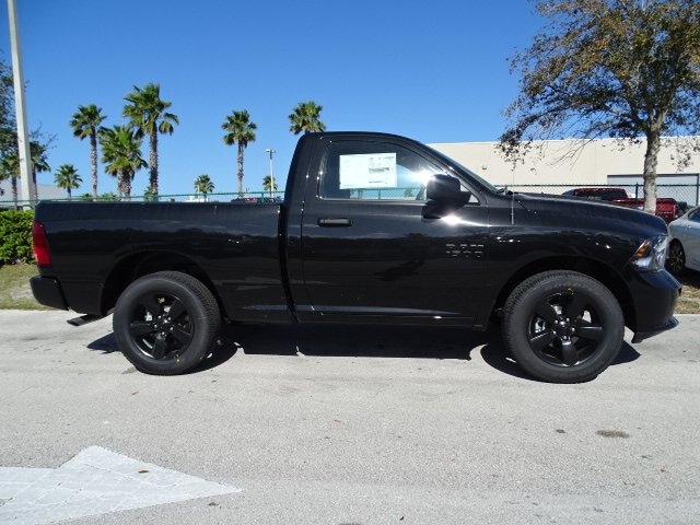 2018 Ram 1500 Regular Cab 4x4,  Pickup #R18273 - photo 5