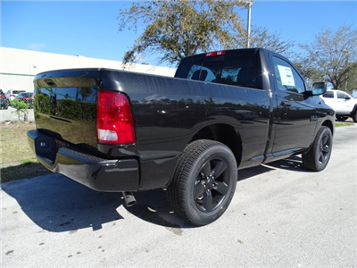 2018 Ram 1500 Regular Cab 4x4,  Pickup #R18273 - photo 6