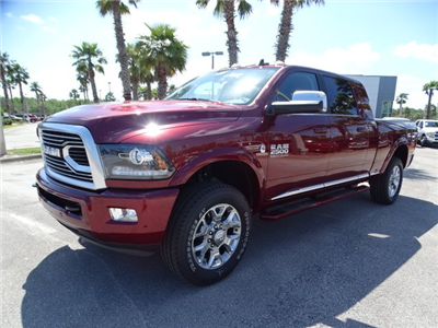 2018 Ram 2500 Mega Cab 4x4,  Pickup #R18277 - photo 1