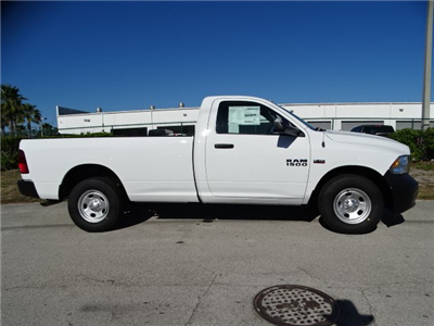 2018 Ram 1500 Regular Cab 4x4,  Pickup #R18322 - photo 4