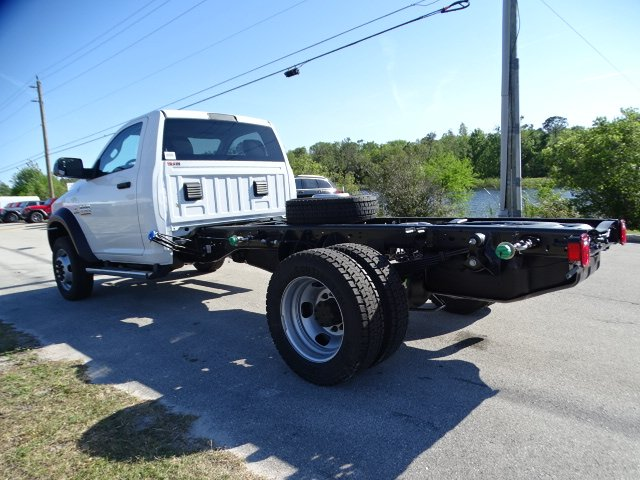 2018 Ram 5500 Regular Cab DRW 4x4,  Cab Chassis #R18326 - photo 2