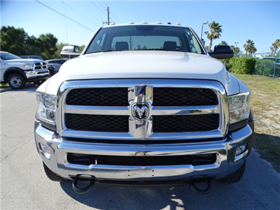 2018 Ram 5500 Regular Cab DRW 4x4,  Cab Chassis #R18326 - photo 7
