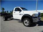 2018 Ram 5500 Regular Cab DRW 4x4,  Cab Chassis #R18326 - photo 3
