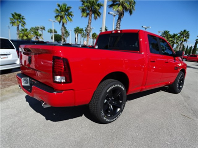2018 Ram 1500 Quad Cab,  Pickup #R18338 - photo 5