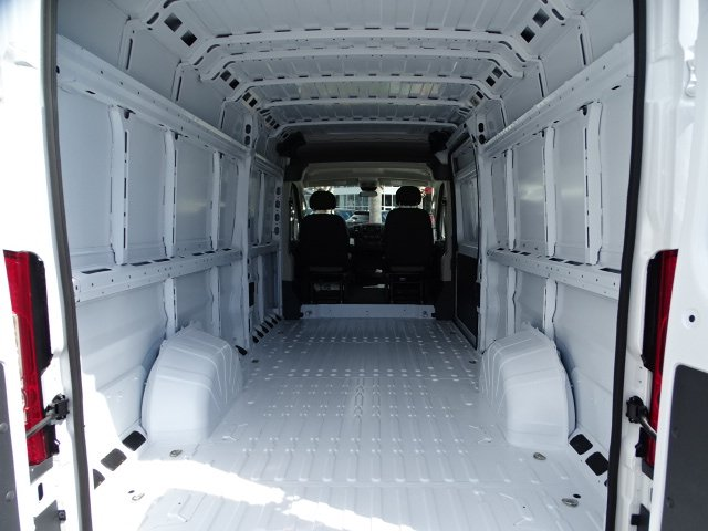 2018 ProMaster 3500 High Roof 4x2,  Empty Cargo Van #R18356 - photo 2
