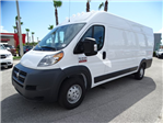 2018 ProMaster 3500 High Roof 4x2,  Empty Cargo Van #R18356 - photo 1