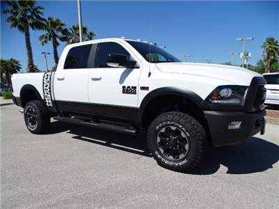 2018 Ram 2500 Crew Cab 4x4,  Pickup #R18366 - photo 3