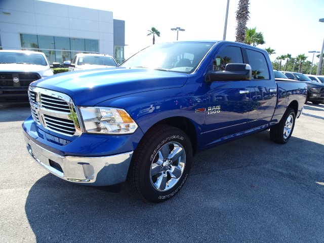 2018 Ram 1500 Crew Cab 4x4,  Pickup #R18371 - photo 7