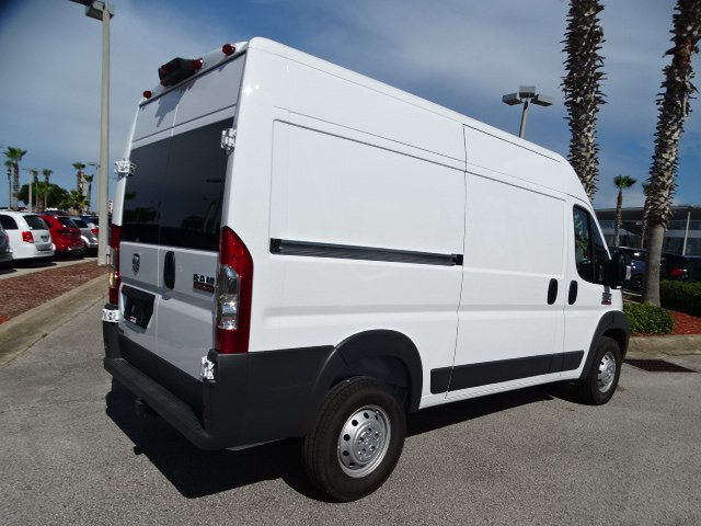 2018 ProMaster 1500 High Roof 4x2,  Empty Cargo Van #R18373 - photo 7