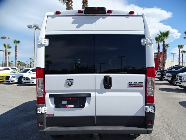 2018 ProMaster 1500 High Roof 4x2,  Empty Cargo Van #R18373 - photo 3