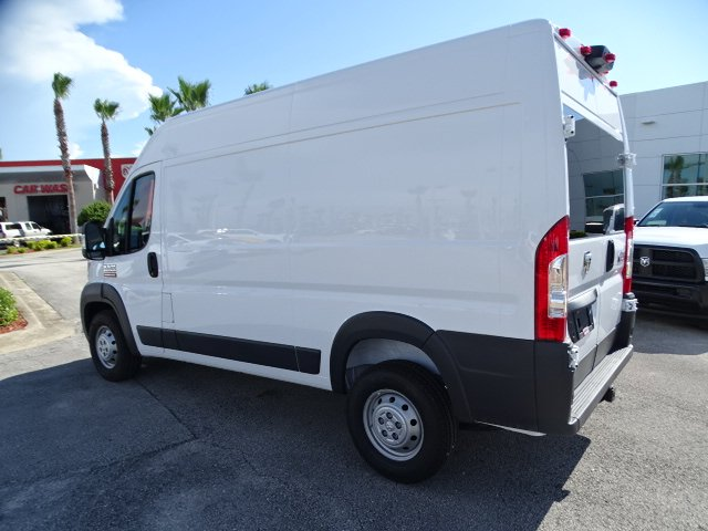 2018 ProMaster 1500 High Roof 4x2,  Empty Cargo Van #R18373 - photo 8