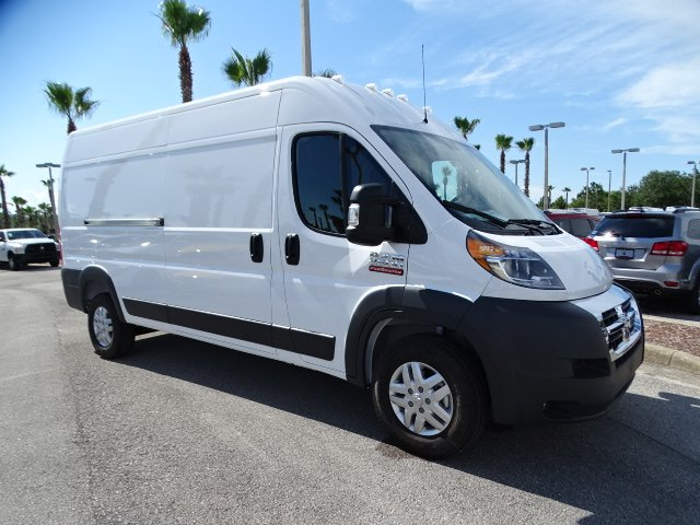 2018 ProMaster 2500 High Roof 4x2,  Empty Cargo Van #R18422 - photo 3