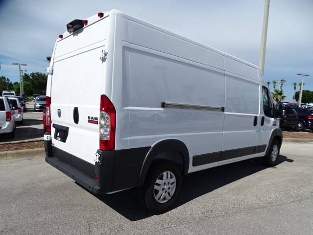 2018 ProMaster 2500 High Roof 4x2,  Empty Cargo Van #R18422 - photo 5