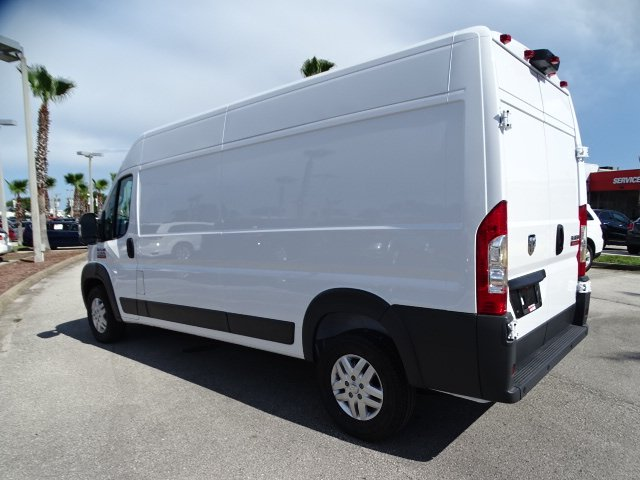 2018 ProMaster 2500 High Roof 4x2,  Empty Cargo Van #R18422 - photo 7