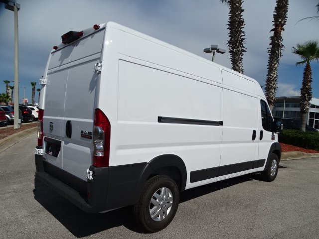 2018 ProMaster 2500 High Roof 4x2,  Empty Cargo Van #R18425 - photo 5