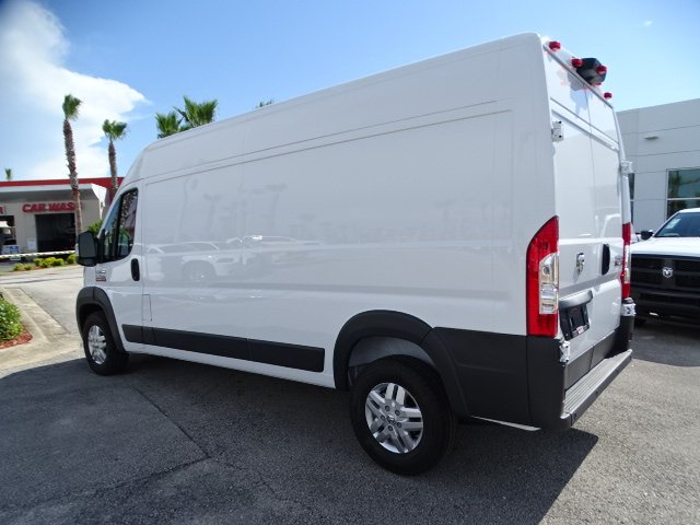 2018 ProMaster 2500 High Roof 4x2,  Empty Cargo Van #R18425 - photo 7