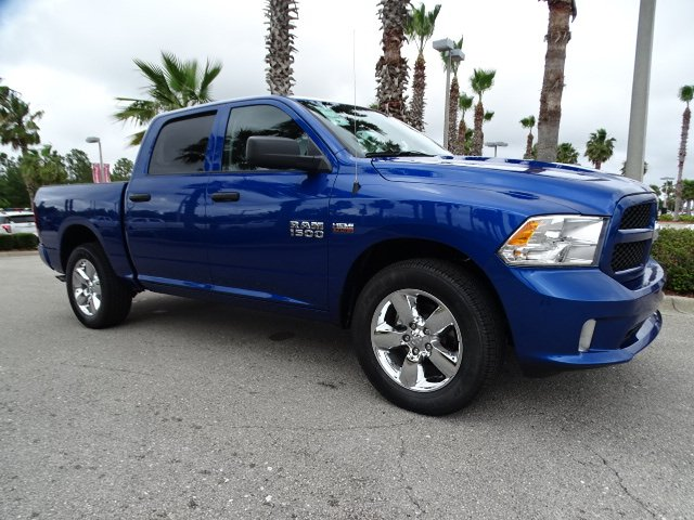 2018 Ram 1500 Crew Cab 4x4,  Pickup #R18434 - photo 4