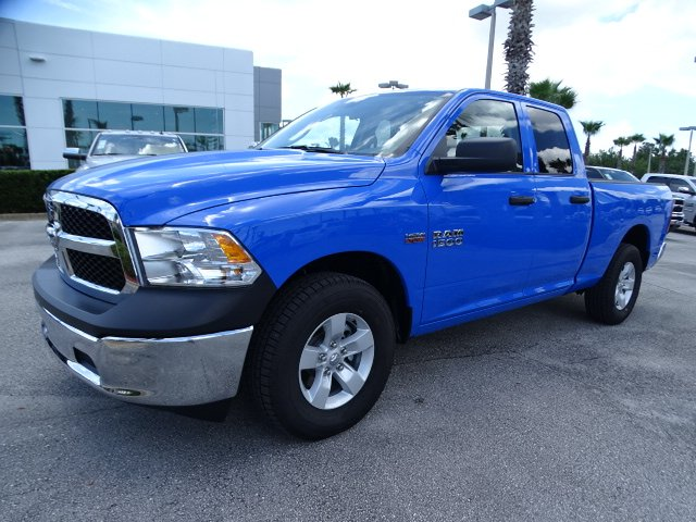 2018 Ram 1500 Quad Cab 4x2,  Pickup #R18459 - photo 1